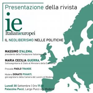 Evento Italiani Europei