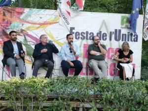Iniziativa sul centenario PCI a Bosco Albergati