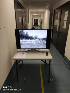 Proiezioni foto su storia PCI di Modena